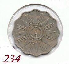 Iraq , Irak 10 Fils 1959 Münze Coin / 234