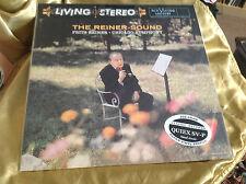 THE REINER SOUND RAVEL RACHMANINOFF CHICAGO SYMPHONY REINER VINYL LP 200 GRAM