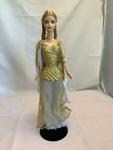 Barbie Dolls of the World Princess of the Vikings Partial Outfit