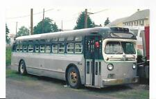 Gm Bus Tdh-4512,Made In The 1950'S Hazelton,Pa-1984