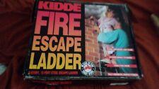 Kidde Fire Escape Ladder 2-Story, 15 ft escape ladder.
