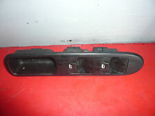 PEUGEOT 307 2004 HATCH 5DR O/S DRIVERS SIDE FRONT WINDOW SWITCH PANEL