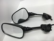OEM Replacement Mirrors Left and Right Kawasaki ZX10 04-07 Motorcycle Motorbike
