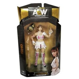 AEW Unrivaled Series #3 RIHO Figure Jazwares Action Figure