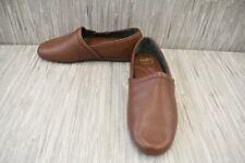 LB Evans Aristocrat Opera Slippers, Men's Size 8.5EE, Brown