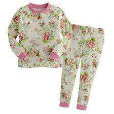 "Vaenait Baby Clothes Toddler Kids Girls Sleepwear Pajama "" Iris "" L(4-5T)"
