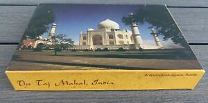 Vtg SPRINGBOK JIGSAW Puzzle THE TAJ MAHAL INDIA 350 Pieces