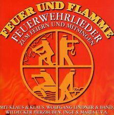 """CD Feuer und Flamme Feuerwehrlieder """"TOP"""""""