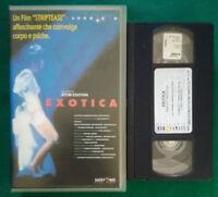 VHS FILM Ita Drammatico EXOTICA arsinee khanjian mia kirshner no dvd cd lp(V118)