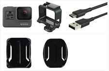 Refurbished GoPro HERO 5 Black Action Camcorder 4K 12MP Ultra HD Camera Frame US