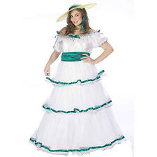 Southern Belle Adult Plus Halloween Costume, Size: Women's 16-20 - One Size