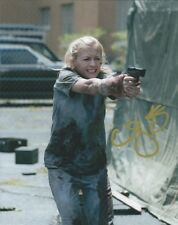 Emily Kinney The Walking Dead autographed 8x10 photo with COA by CHA