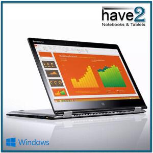 "LENOVO Yoga 3 Laptop: 14"" Multitouch Display, Intel Core i5, NVMe, Wi-Fi, Webcam"