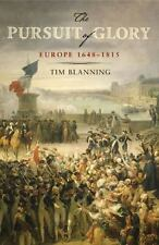 The Pursuit of Glory: Europe 1648-1815 (Penguin History of Europe), Blanning, Ti