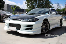 URAS TYPE S FRONT BUMPER SUIT NISSAN S15 200SX , MADE IN BRISBANE BY MONKEY