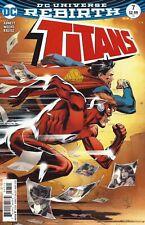 Titans #7   March 2017   DC