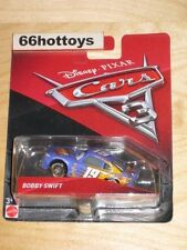 Disney Pixar Cars 3 Bobby Swift #19 2017 NEW