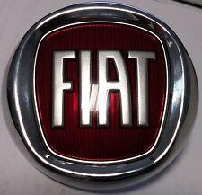 FIAT PUNTO EVO 09- FRONT BONNET GRILLE EMBLEM LOGO BADGE GENUINE 735578440