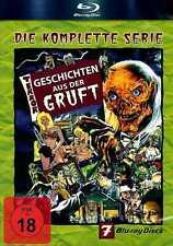 Geschichten aus der Gruft   Horror   UNCUT   Serie mit 93 Folgen [FSK18] Blu-ray