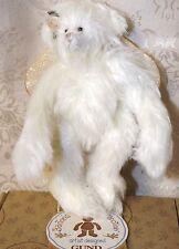 """Gund Barton's Creek Angel Bear w/ Flower Pia Limited Edition New 5.5"""" #74007NIB"""