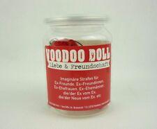 Voodoodolls - Voodoopuppe in der Dose - Liebe + Freundschaft (Rot)