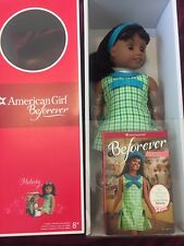 American Girl Melody Doll and Book 2day Delivery