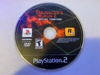 Smuggler's Run 2: Hostile Territory - PS2 PlayStation 2 - DISC ONLY