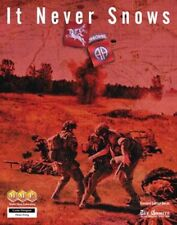 The Gamers It Never Snows: Arnhem 1944 MMP SCS Brand New In Shrink Wrap