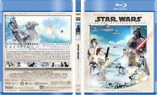 New Mutants, Invisible Man, Star Wars, Joker Custom Blu-ray Covers w/ Empty Case