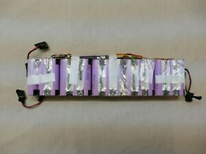 Akkupack 36V Li-Ion Akku Samsung ICR 18650 - 26J 3,6V Lithium Ionen Zellen BMS