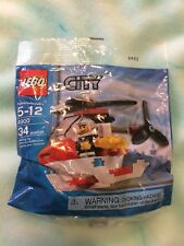 Lego City Set Building Toy Helicopter #4900 Stocking Stuffer Birthday Ages 5-12