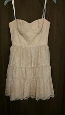 "BCBG Max Azria - ""LILAH"" dress eve short strapless - size 6 NWT"