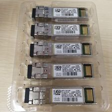 Lot 10pcs SFP-10G-SR Cisco 10GBASE-SR SFP+ Transceiver Module for MMF 10-2415-03