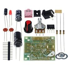 DIY Electronic Kits 5 Projects. Includes All Power Wires Needed.