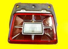 1969 Ford Galaxie 500 XL Custom LTD TAIL LIGHT ASSEMBLY Lens Housing Backup 69
