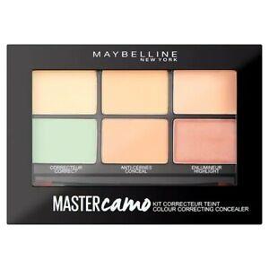 Maybelline Master Camo Colour Correcting Concealer Palette- Light