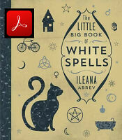 🔥The Little Big Book of White Spells Witchcraft - Spells ⚡P-D-F✅ Faste delivery