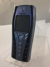 Incomplete Nokia 7250 Blue Unknown Network Mobile Phone