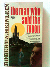 The Man Who Sold the Moon, Heinlein, Signet, #D2358, 3rd. Printing, Good+/VGood-