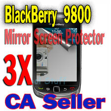 New 3X Mirror Screen Protector BlackBerry Torch 9810 9800