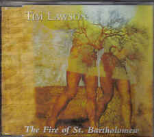 Tim Lawson-The fire Of St Bartholomew cd maxi single