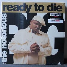 NOTORIOUS B.I.G. 'Ready To Die' Gatefold Vinyl 2LP NEW & SEALED