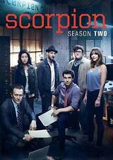 Brand New, Scorpion: Season Two Complete 2016, 6-Disc Set DVD Fast Shipping NEW!