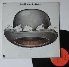 "Vinyle 33T Leo Kottke ""Ice Water"""