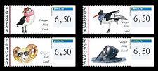 Faroer 2012 automaatzegels dieren  Faroyar    postfris/mnh