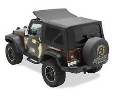 Softtop Ersatz Softtop 2-Türer Black Diamondn Jeep Wrangler JK 07-09 79136-35