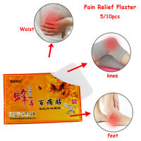 Herbal Pain Relief Plaster Back Neck Joint Acne Rheumatic Arthritis Patches