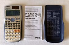 CASIO FX-991ES PLUS ADVANCED SCIENTIFIC CALCULATOR GCSE's & A Level Exams