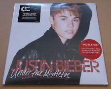 JUSTIN BIEBER Under The Mistletoe 2016 European 180 gram vinyl LP + MP3 SEALED