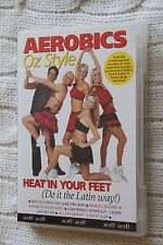Aerobics Oz Style: Heat in Your Feet (DVD), Like new, free shipping